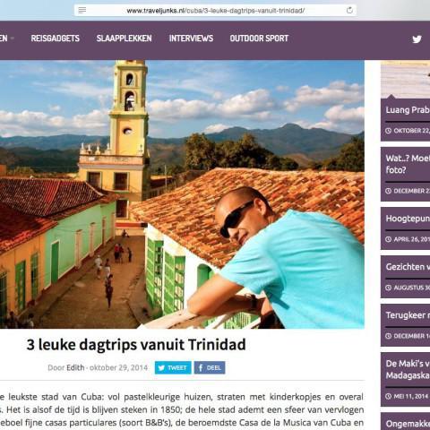Traveljunks.nl - Cuba