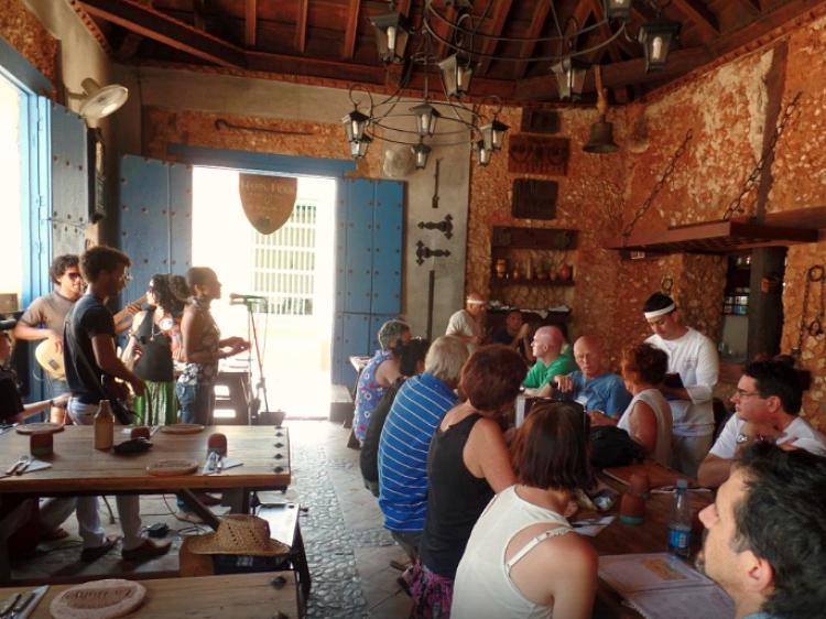 Taberna La Botija in Trinidad