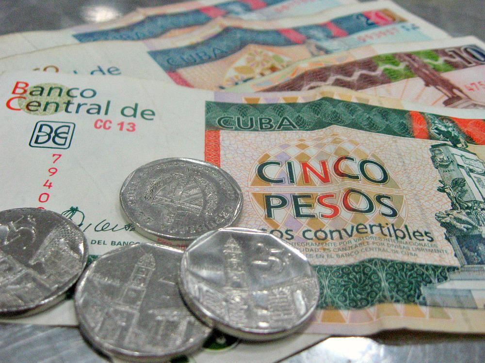 cuba geld 2021 - pesos