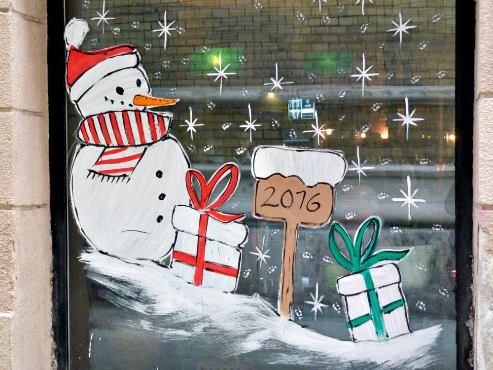 servie-nieuw-jaar-schildering