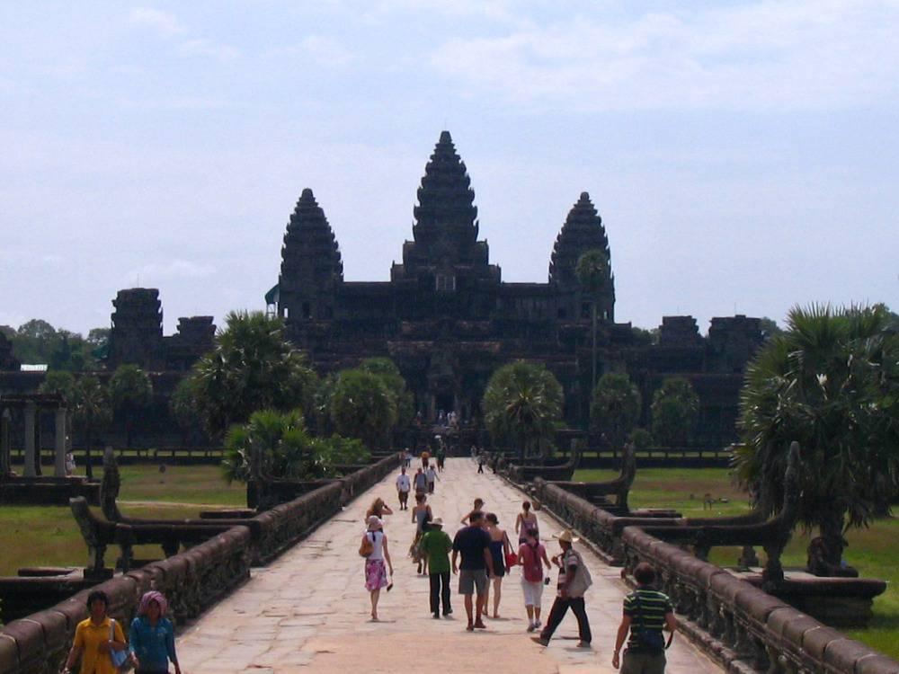 Angkor Wat in twee dagen   Cambodja
