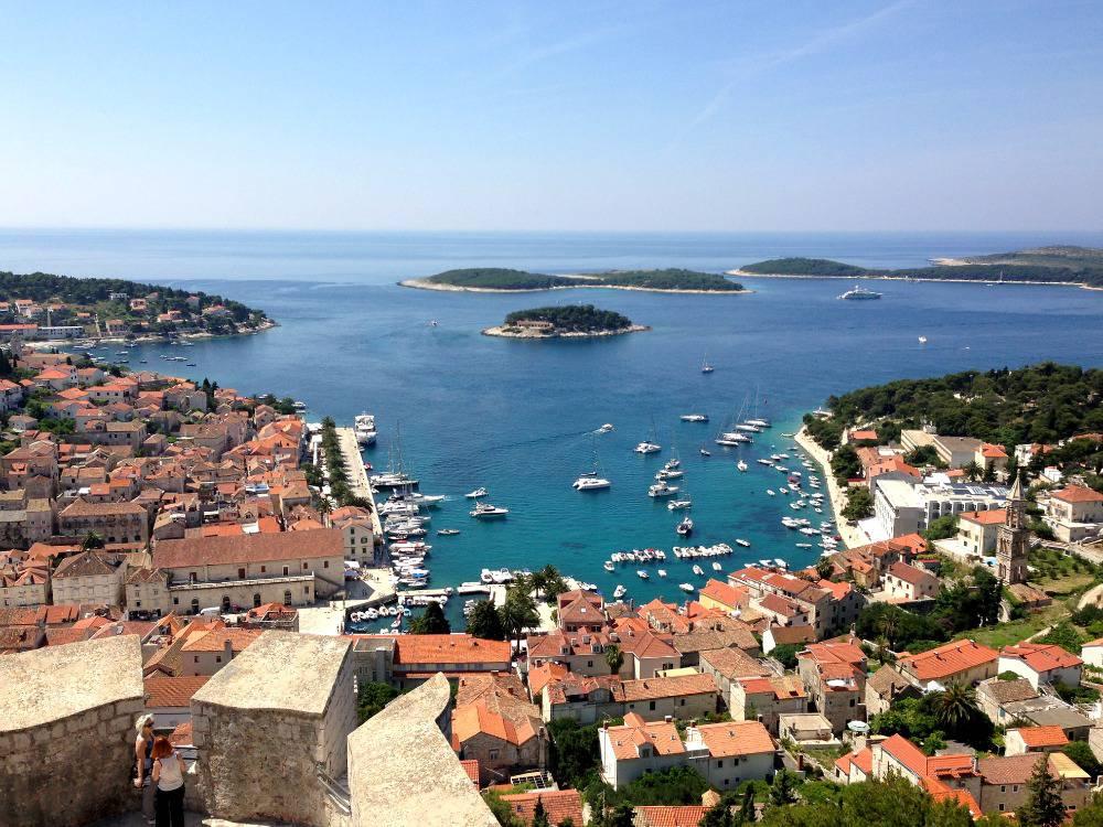 auto-vakantie-kroatie-hvar-haven