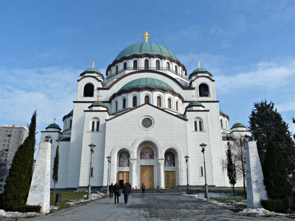 cityguide-belgrado-sveti-sava-kerk
