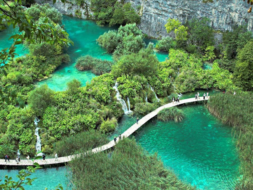 roadtrip-kroatie-plitvice-meren-vlonder