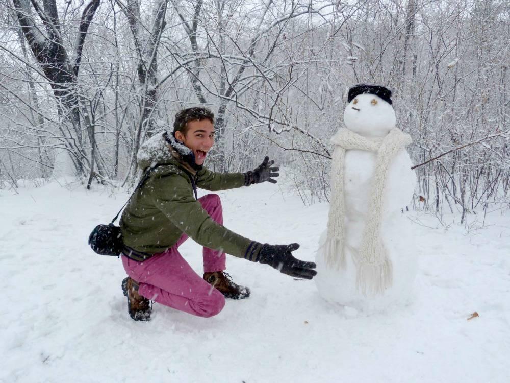 servie-belgrado-sneeuwpop-jesus