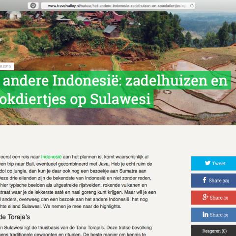 Travelvalley.nl - Indonesië