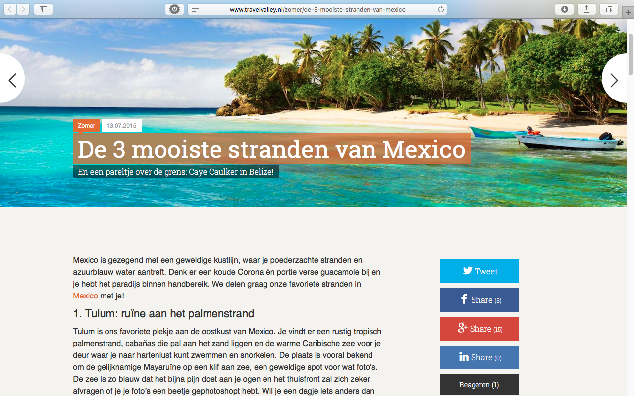 artikel-travelvalley-mexico-stranden