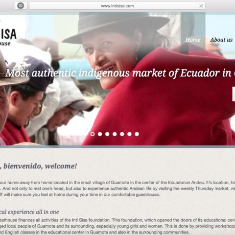 IntiSisa.com website