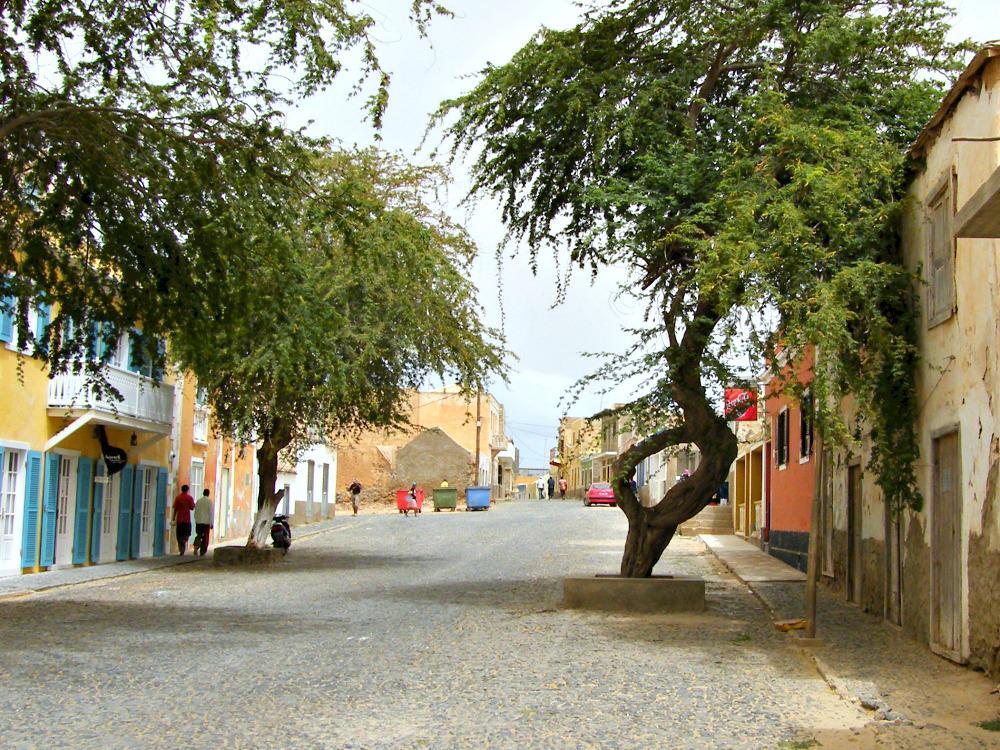 kaapverdie-boa-vista-sal-rei-straatbeeld