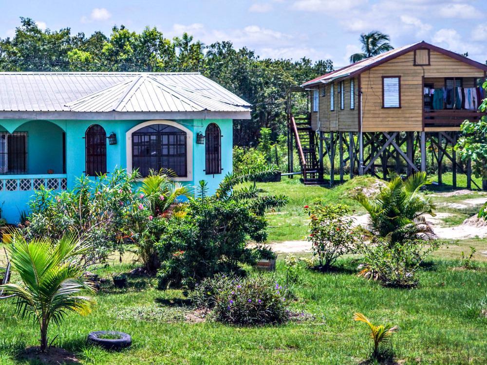 Backpacken Mexico Guatemala Belize - Corozal