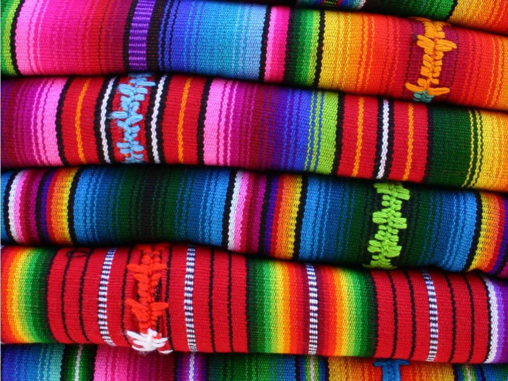 Backpacken Mexico Guatemala Belize - kleedje