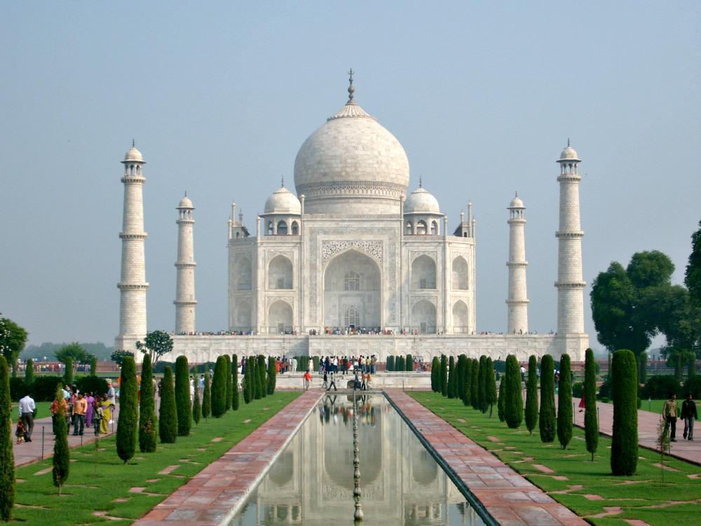 india-eerste-keer-noord-agra-taj-mahal