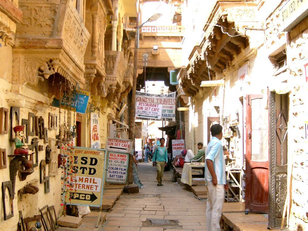 india-eerste-keer-rajasthan-jaisalmer