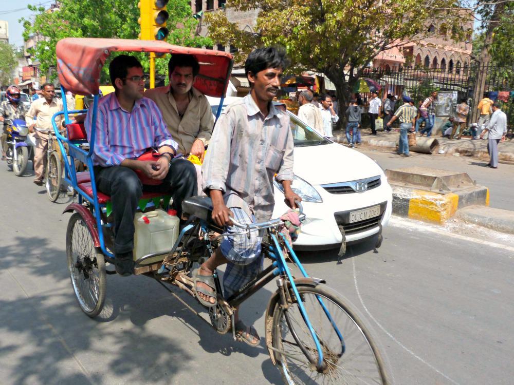 india-jaipur-rajasthan-verkeer