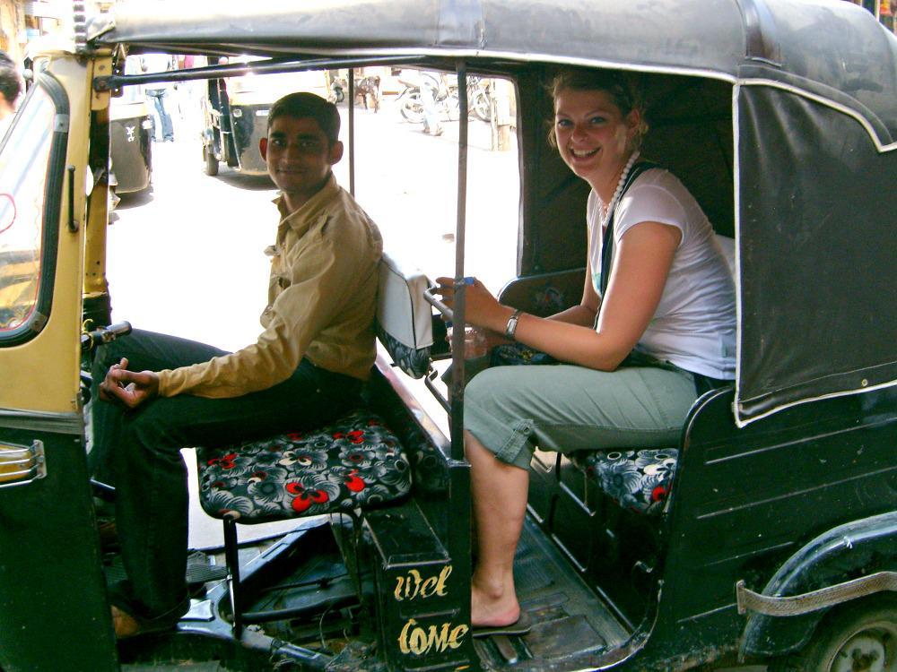 india-reis-rajasthan-riksja-jaipur