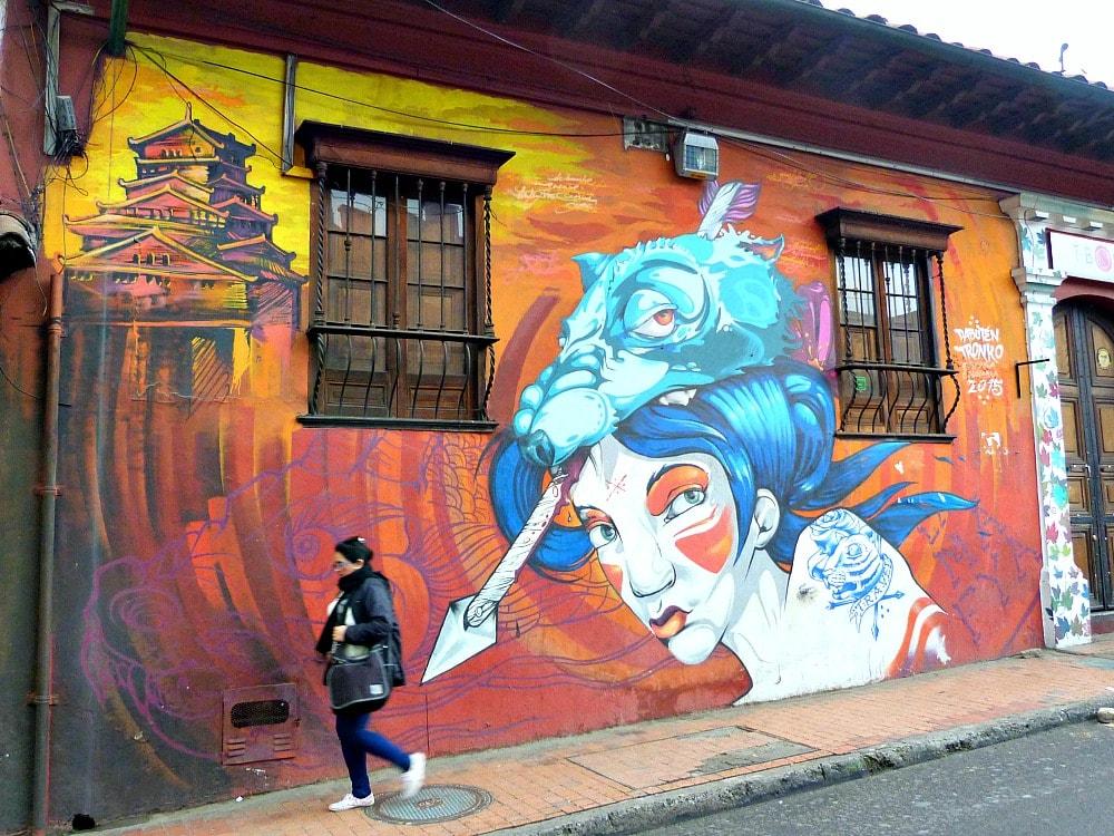 tips bogota colombia