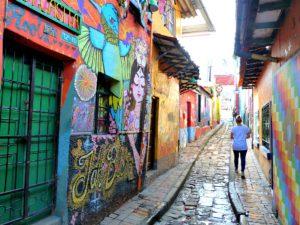 street art tour bogota colombia