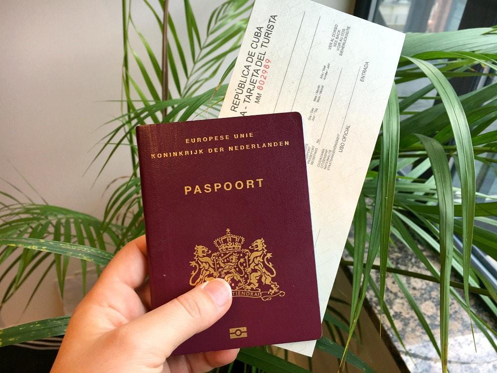 Visum Cuba Of Toeristenkaart Cuba Regelen Dit Is Wat Je Moet