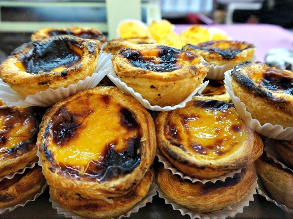 tips citytrip Porto - pasties de nada