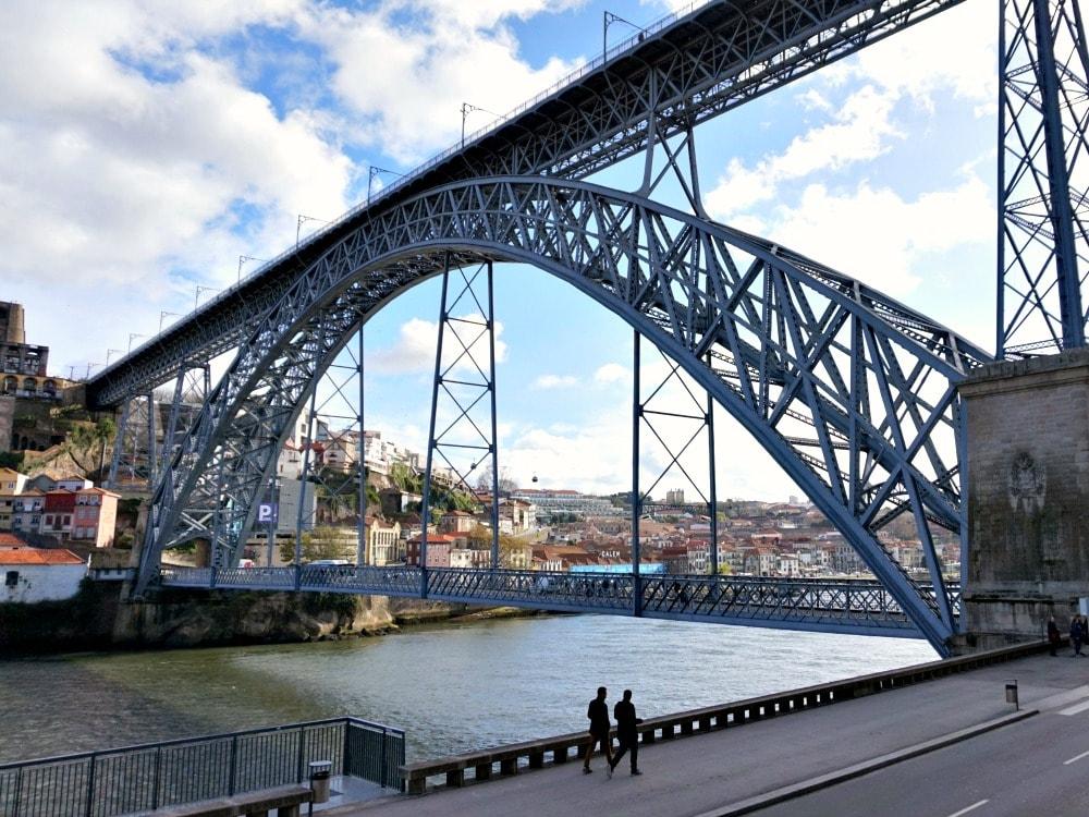 citytrip Porto tips - Dom Luis I-brug