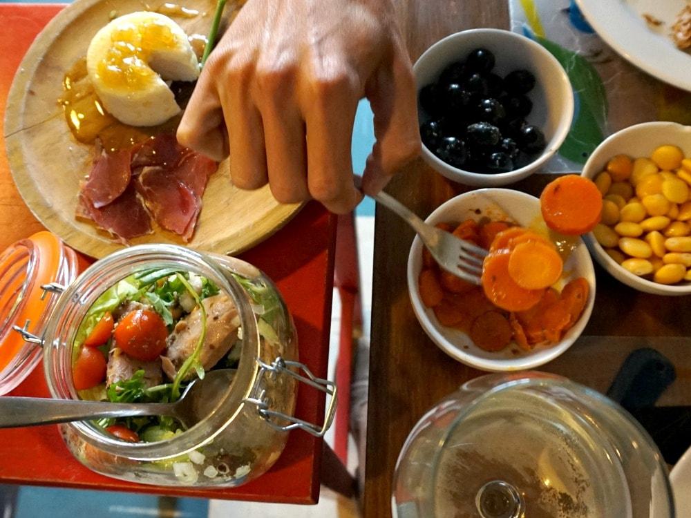 tips citytrip Porto - petiscos eten