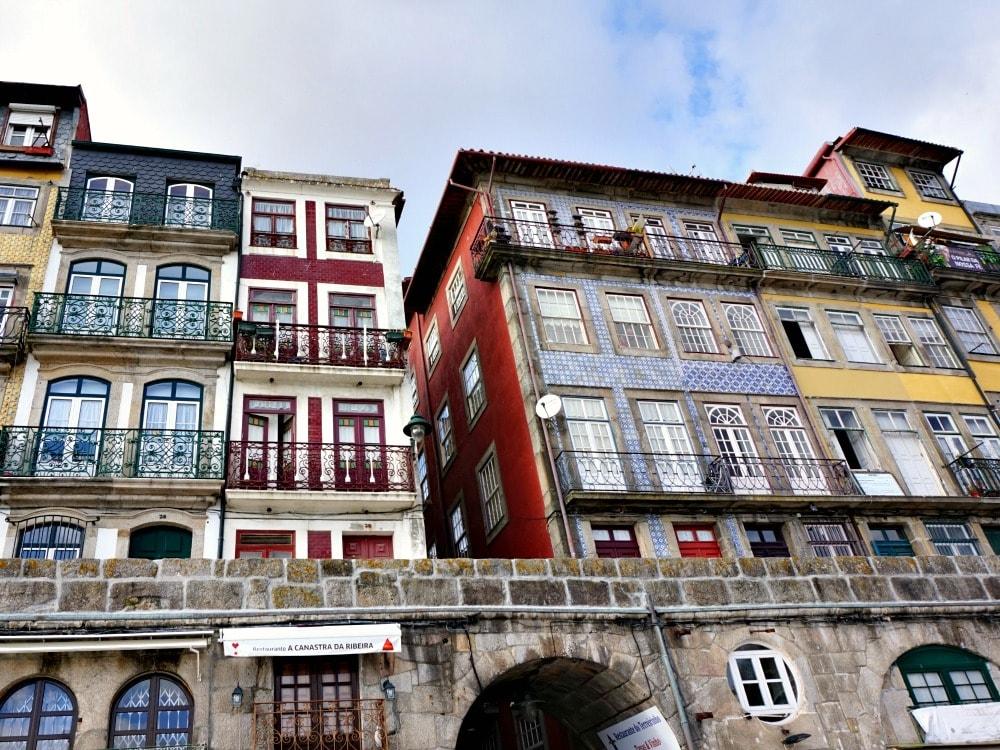 citytrip Porto tips - kade Ribeira