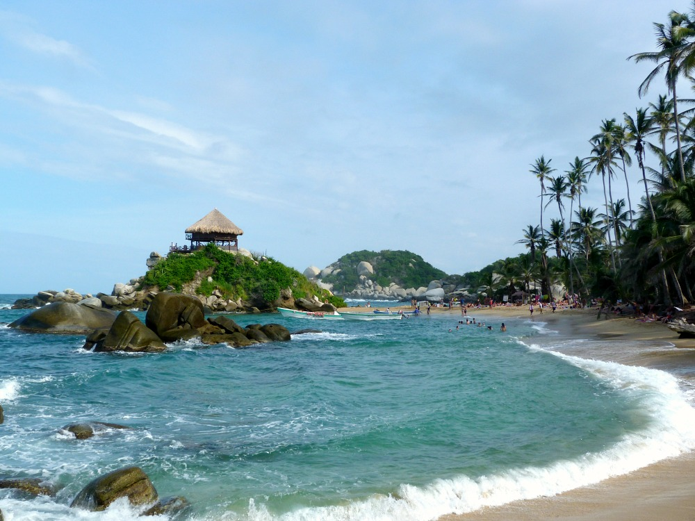 tayrona park colombia tips