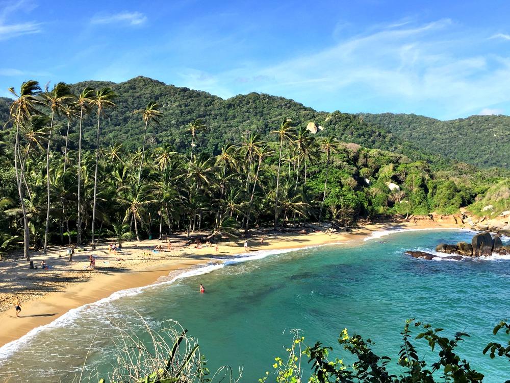 bezoek tayrona colombia tips