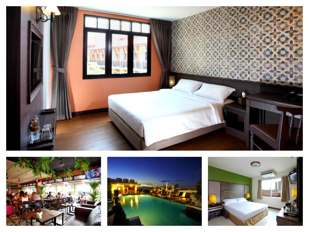 hotel centrum bangkok tips