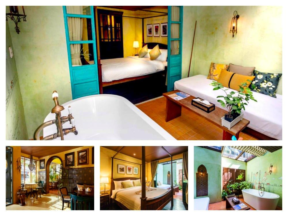 boutique hotel bangkok tips