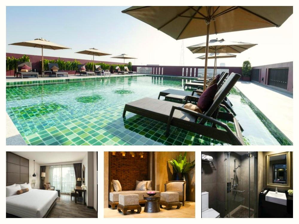 hotel centrum bangkok