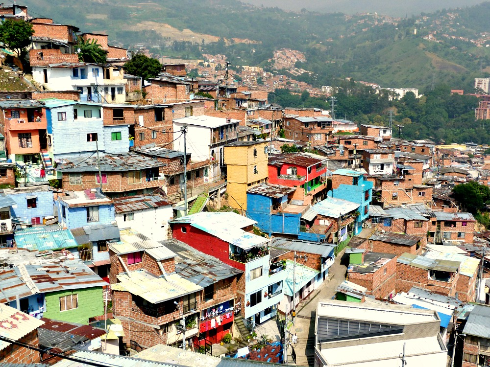 drie weken Colombia route highlights