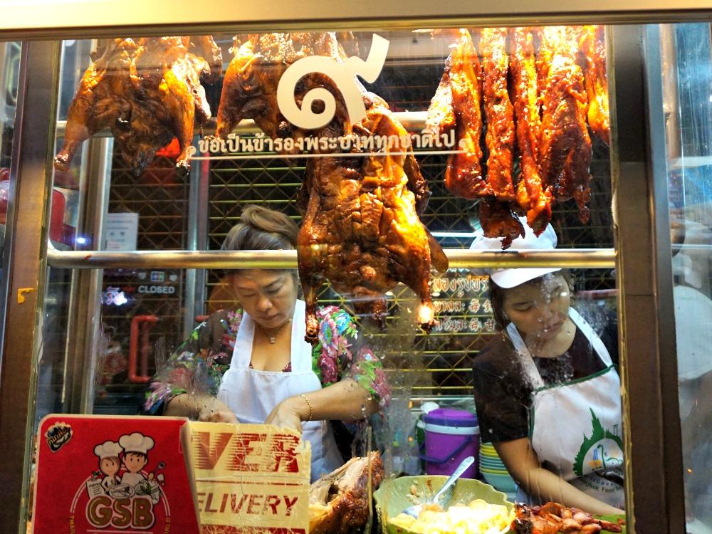 street food tour bangkok