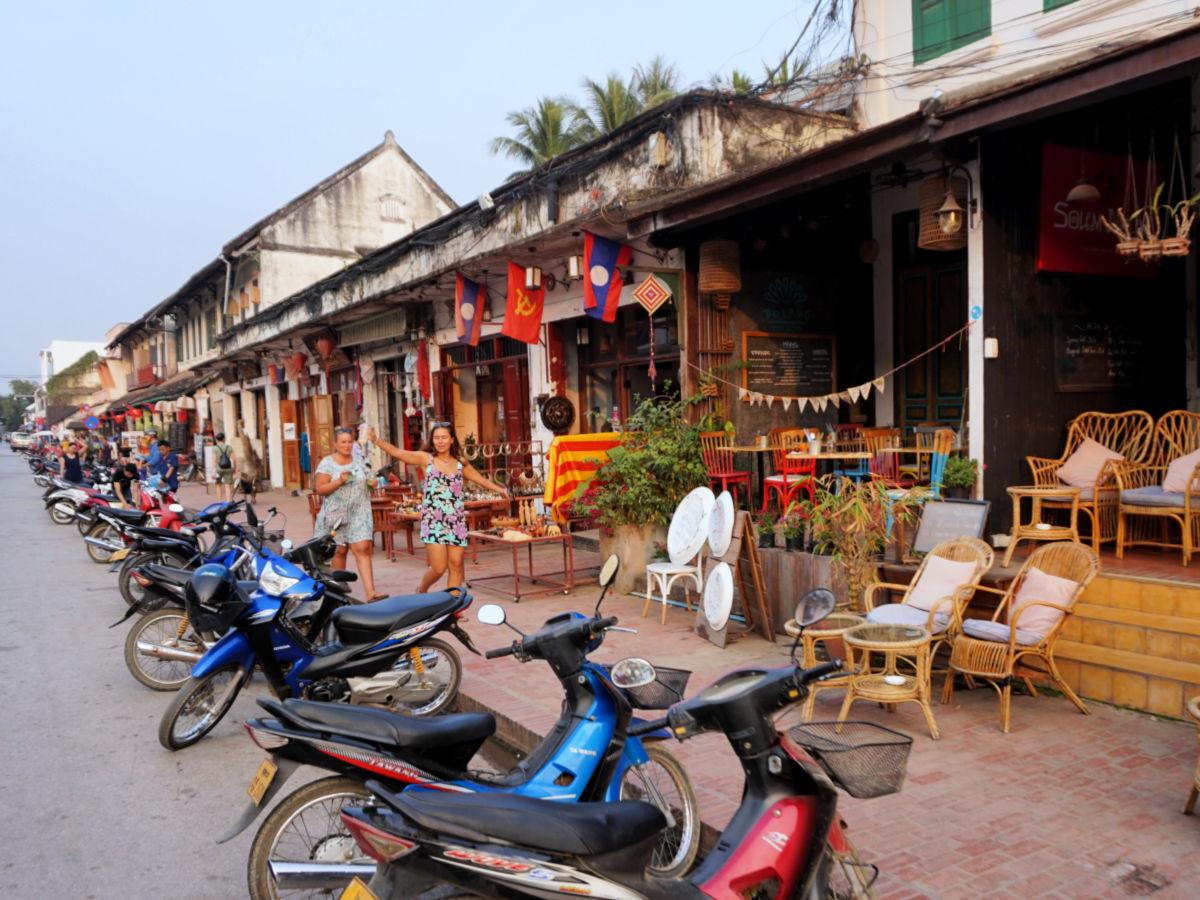 Tips in Luang Prabang, Laos - restaurants