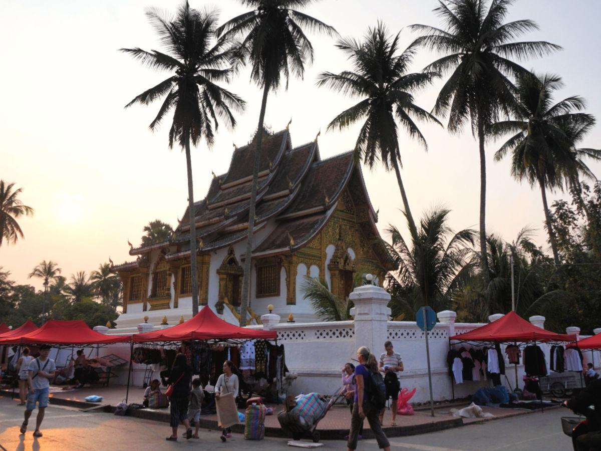 Tips Luang Prabang, Laos - tempel