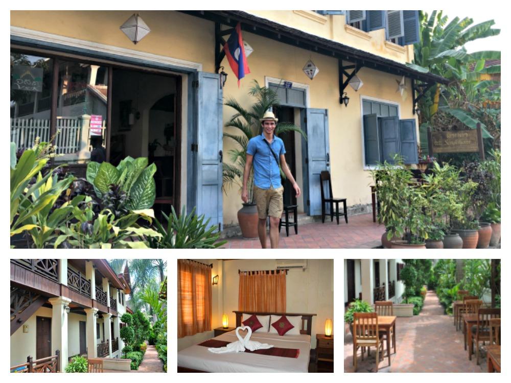 Villa Saykham in Luang Prabang, Laos