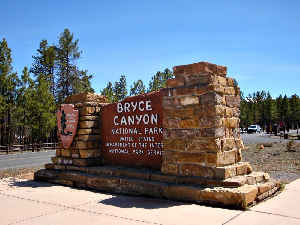 zuidwest-amerika bryce entree