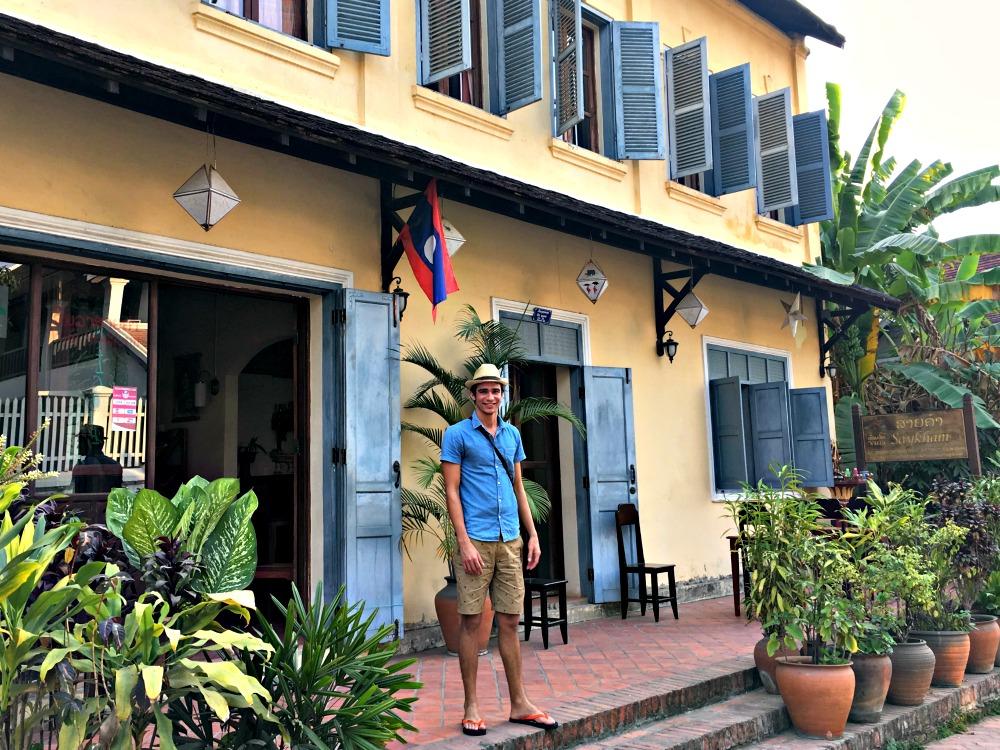 dagtrip Luang Prabang Laos