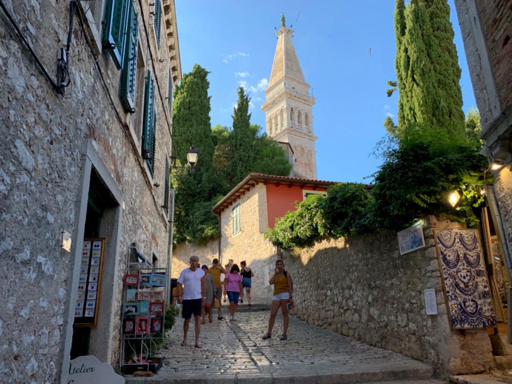 sint eufemiakerk tips rovinj kroatië