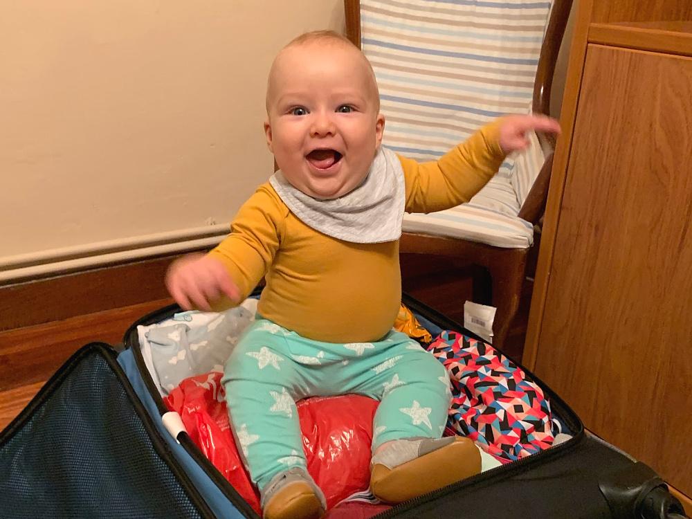reisjaar terugblik 2019 koffer
