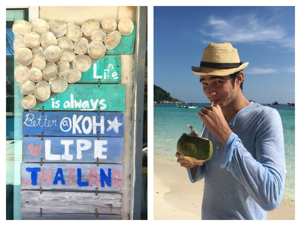 thailand koh lipe tips