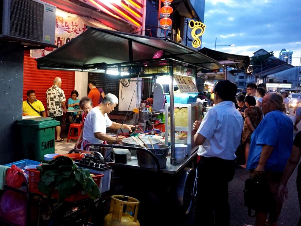 streetfood - tips george town penang