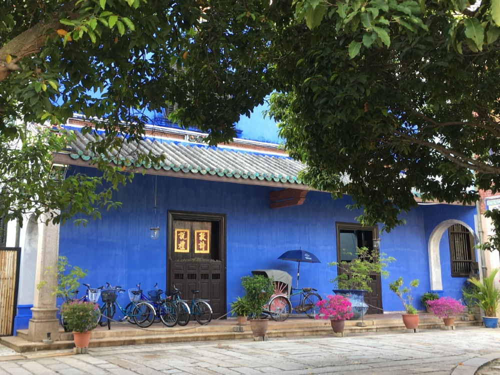 Blue Mansion - tips george town penang