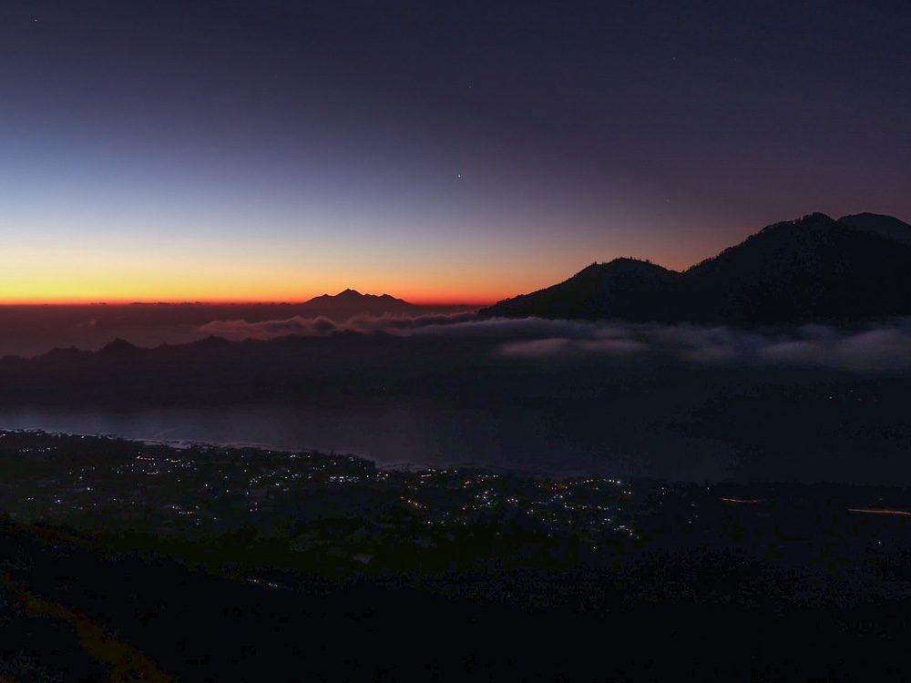 vulkaan beklimmen bali sunrise