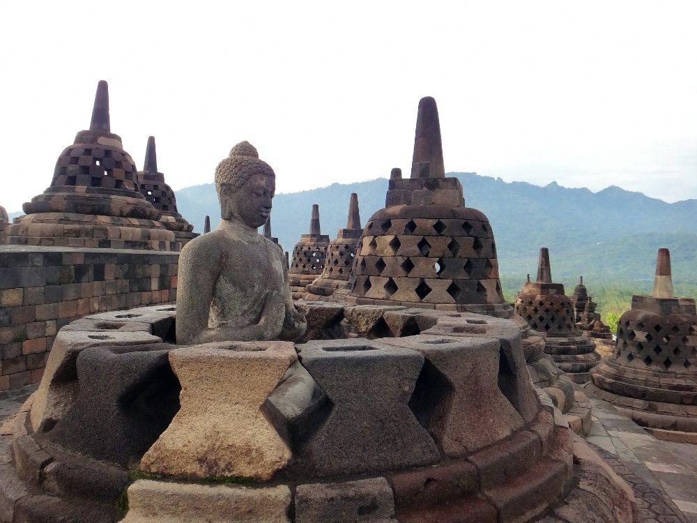 indonesie reis eilanden kiezen - borobudur
