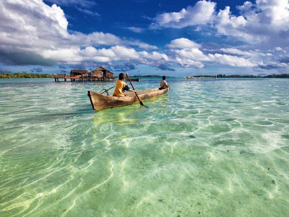 indonesie reis eilanden kiezen - kano
