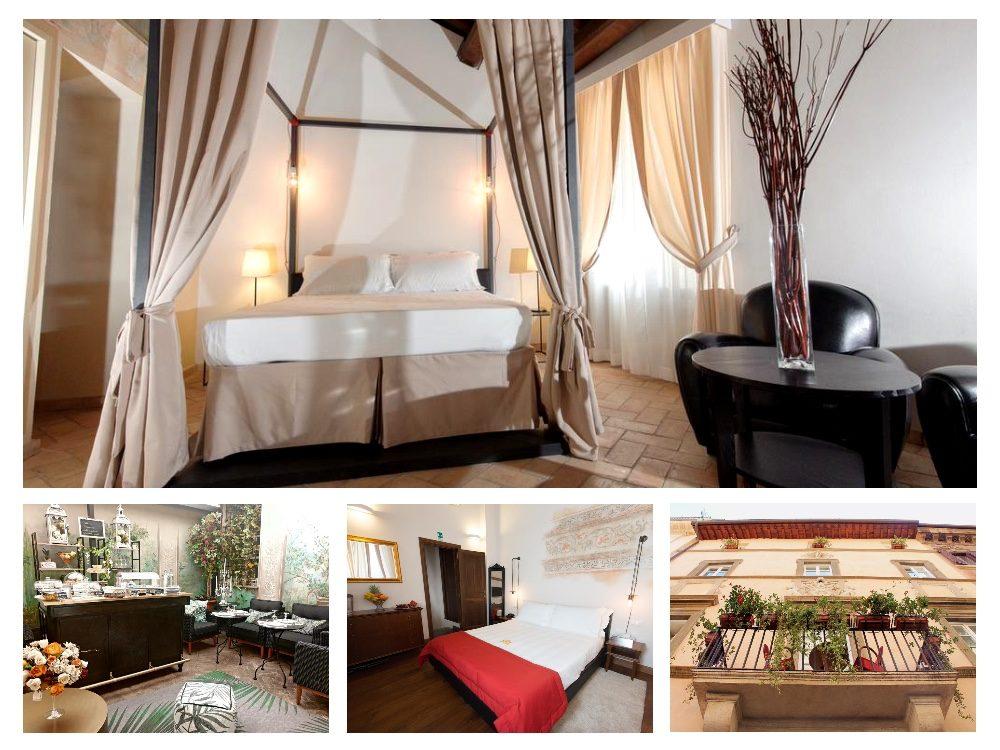tips voor hotels in Rome - Relais Giulia