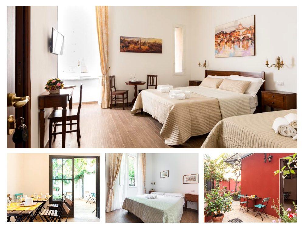 tips voor hotels in Rome